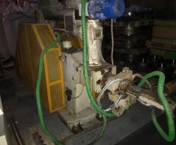 Briquetting press DiPiu Brik B-60