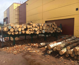 TWIN bandsaw line Wood-Mizer TVSEH15S