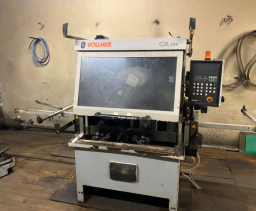 Grinding set Vollmer for sawmills