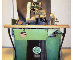 Profile knife grinding machine (manual)