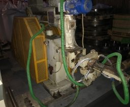 Puitbriketi press Brik B-60