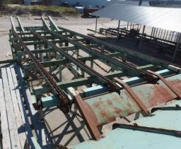 Лесопильная линия для тонкомера типа Мебор
