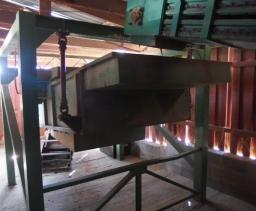 Wooden chips screen TS-040